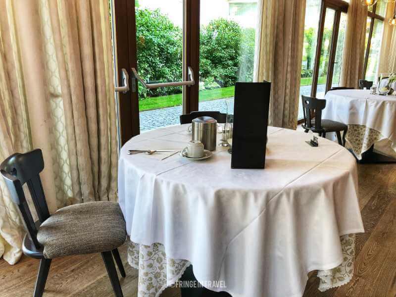 ristorante sporthotel tyrol alto adige san candido1
