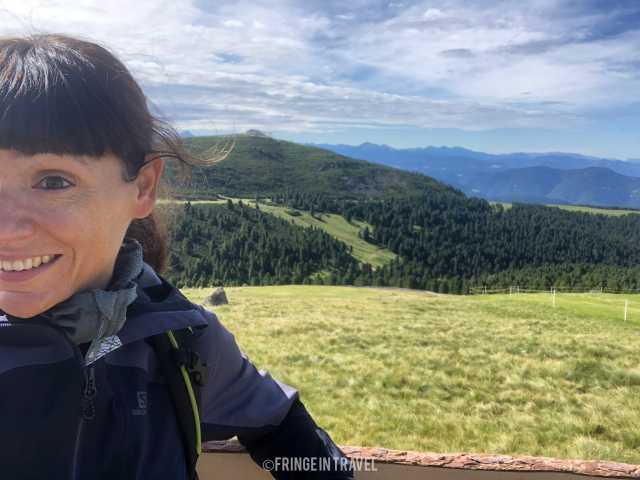 Come arrivare al sentiero del Corno del Renon? Come percorrere il Sentiero Panoramico del Renon? Quali i punti di interesse maggiore? Vi racconto tutto qui.