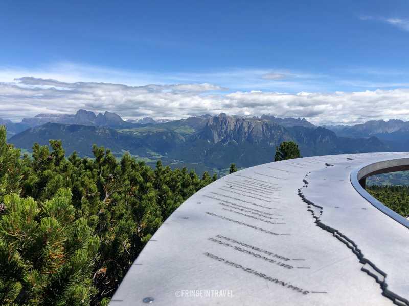 Sentiero Panorama Renon3