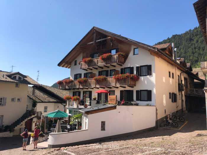 Trodena Alto Adige 1 Parco Naturale Monte Corno