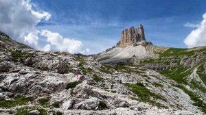 Alta via delle Dolomiti 4