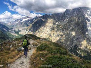 Mont Chetif Trekking Monte Bianco