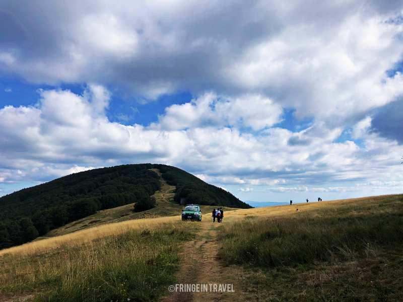 Escursione sull'Appennino Tosco-Romagnolo che passa dal Monte Falco al Monte Falterona e tocca anche Capo d'Arno e il Lago degli Idoli.