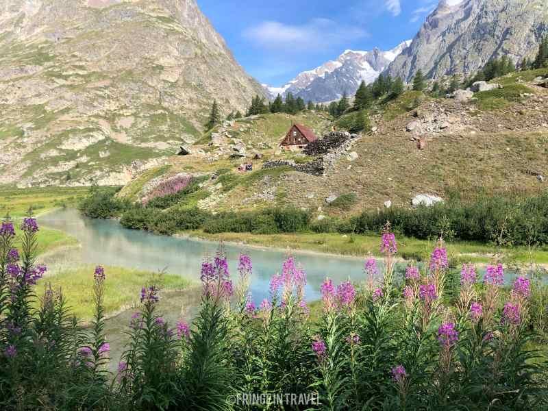Col de la Seigne Val Veny2