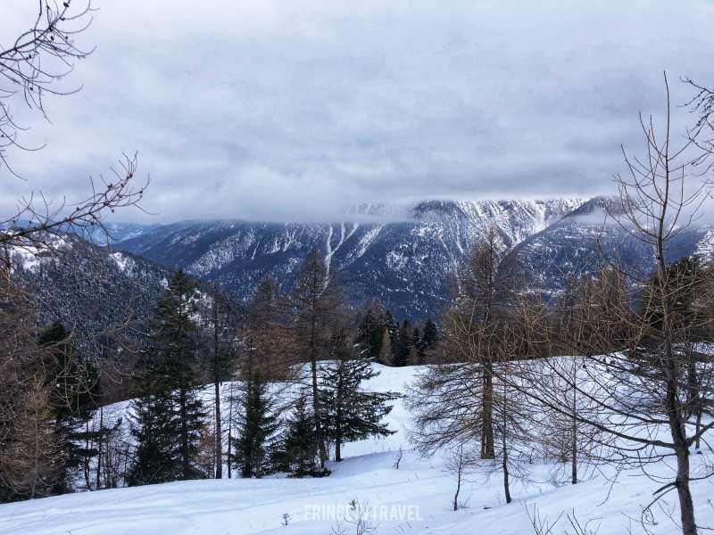 Gran Bosco Salbeltrand Piemonte paesaggio