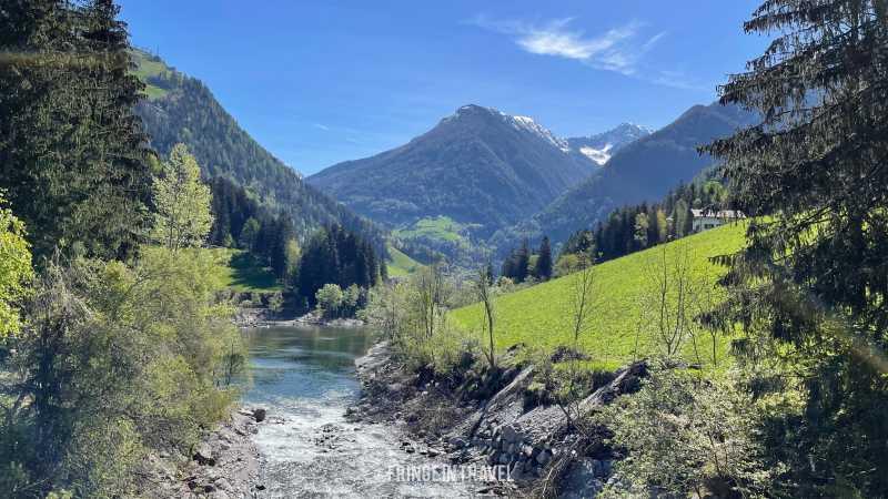 Val Passiria - panorama